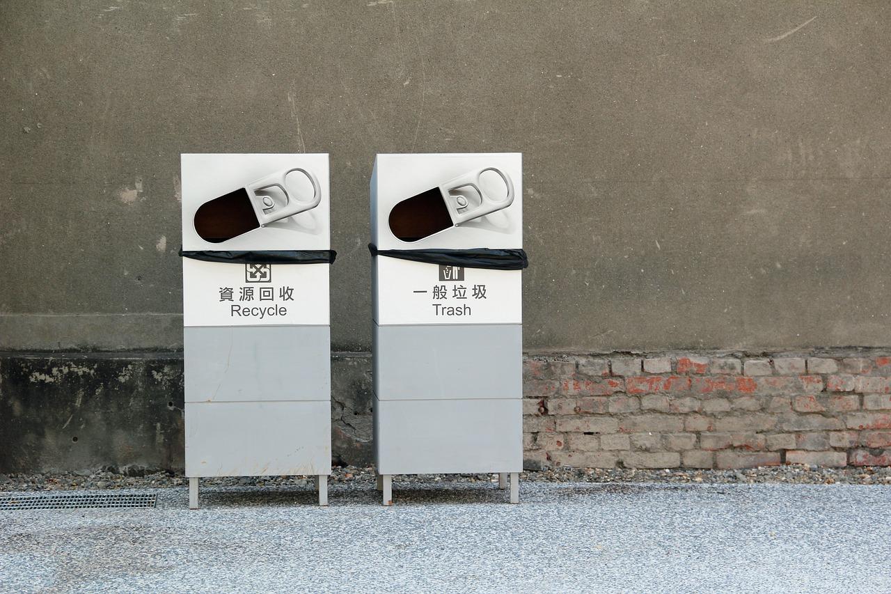 Oferta koszy na śmieci – co do miasta